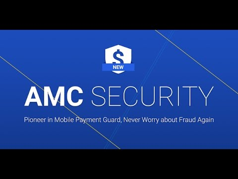 AMC Security - App Review - Security for Your Phone and Wallet