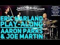 Eric Harland Trio Blues With Aaron Parks And Joe Martin Jazz