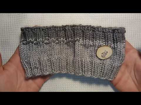 How to Knit Ear Warmers