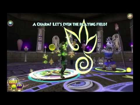 Wizard101: Level 58 Fire Spell Quest Efreet! (Progressively hilarious commentary)