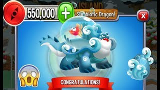 Dragon City - Symbiotic Dragon [Farm Island | Completed 2018]