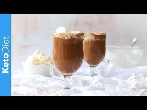Keto Diet: Super Creamy Hot Chocolate