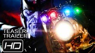 """Avengers: Infinity War - """"Filtrado"""" Teaser Trailer - Subtitulado Español - HD"""