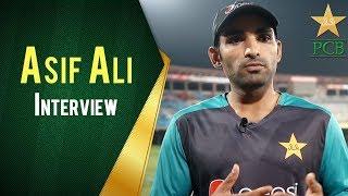 Asif Ali Interview at National Stadium Karachi | PCB