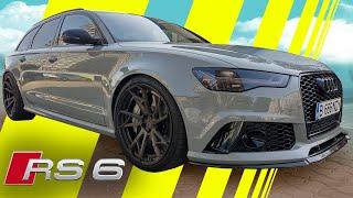 325KM/h cu Audi RS6 720HP