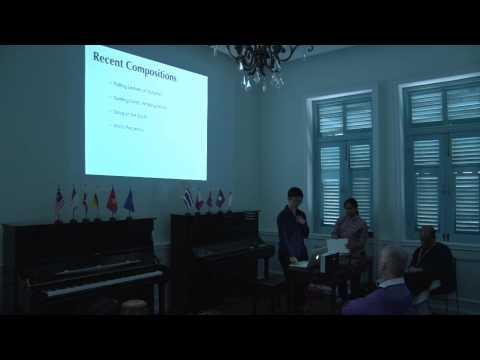 PGVIM International Symposium 2014: Music Expert Presentation (Thai)