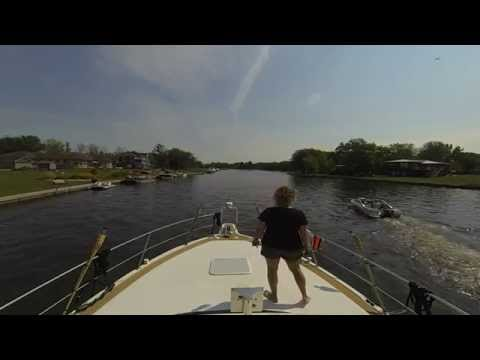 Starport Simcoe to Lagoon City