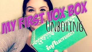 Influenster Charm VoxBox Unboxing/ My First Box