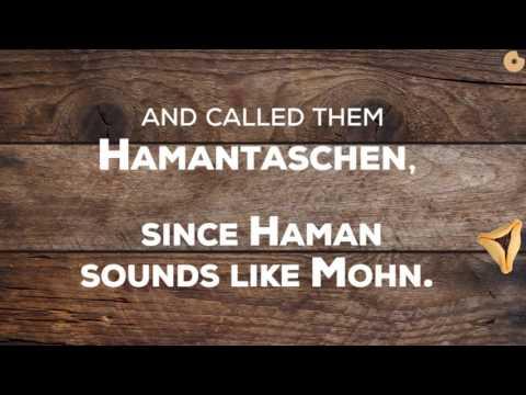Why Do Jews Eat Hamantaschen on Purim?