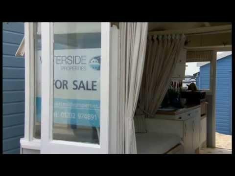 The £200,000 beach hut!