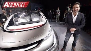 Chrysler presenta un vehículo concepto ideal para los Millennials