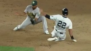 MLB Fast Players Caught Stealing