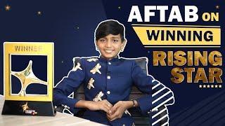 Rising Star Winner Aftab Singh's Interview | Colors tv