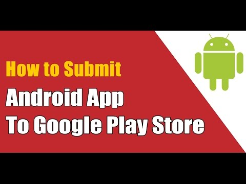 Publish Android App to Google Play Store
