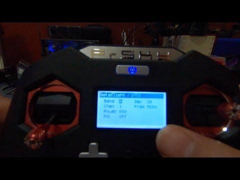 FrSky X-Lite - Updating Open TX - BF Lua Script