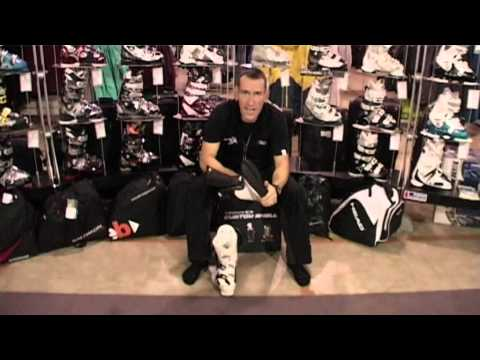 Removing and replacing ski boot liners - Al's Skiing Tips