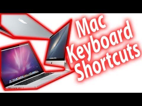 Mac Keyboard Shortcuts and Shortcut Keys