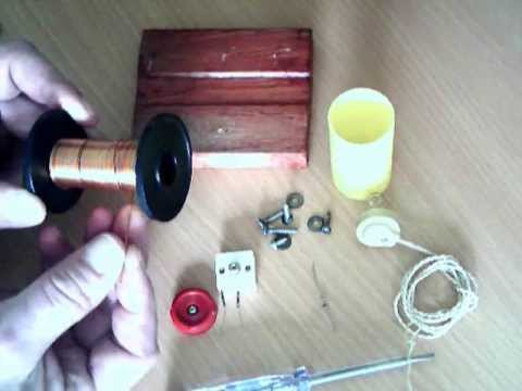 How to make / Build an easy crystal radio