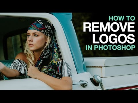 How to Remove Distracting Logos in Photoshop