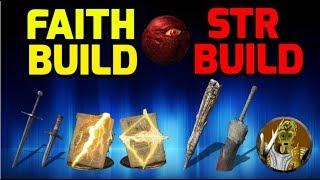 Dark Souls 3 Invasions - Faith Build & Strength Build