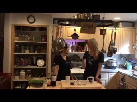 How to make KimChi- Kraut (KimChi+Sauerkraut)