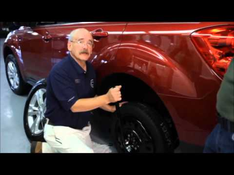 Nick Bacott with KSHE-95 Shows How Easy it is to Change a Flat Tire