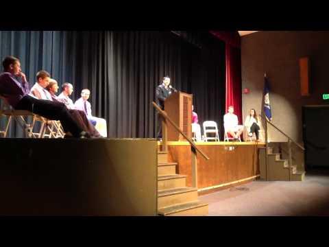Senior Speech