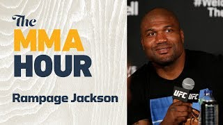 'Rampage' Jackson not Enthused About Potential Fight with Chael Sonnen