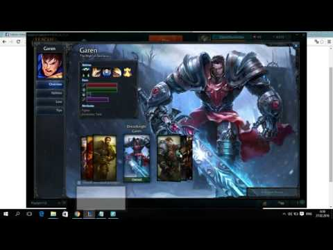 How to get free skin in League of Legends