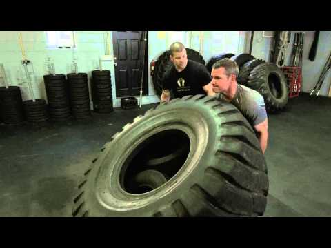 CrossFit - Tire Technique
