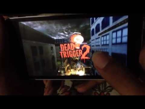 Dead Trigger 2 Review On Windows Redstone 2 Preview.