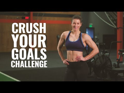 January #CrushYourGoals Challenge with Jen Widerstrom | SHAPE