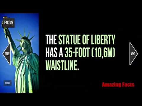 Mind Blowing 20 Facts About The Statue Of Liberty