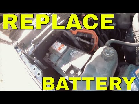 Replace Battery on 2007-2014 GMC Yukon XL How to Diagnose Chevy Suburban Tahoe Cadillac Escalade