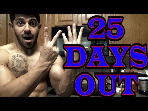 25 DAYS OUT | The Pursuit- Ep. 34