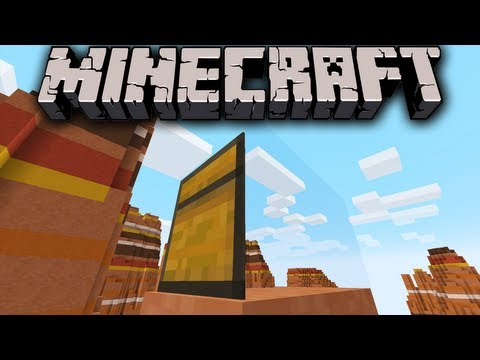 Minecraft 1.7 Snapshot: Invisible Chests! Protect Survival Loot, Plus One-Way Mirror Map Tricks