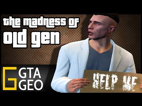 Old Gen Freemode | The forgotten and insufferable lands of GTA 5 Online | GTA Geographic
