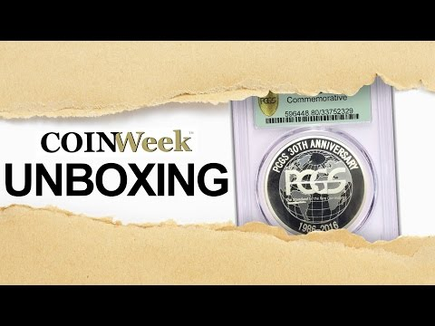 CoinWeek Unboxing: PCGS 30th Anniversary Commemorative Medal - 4K