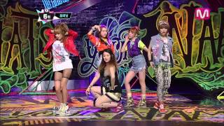 포미닛_이름이 뭐예요? (What's Your Name? by 4minute@Mcountdown 2013.5.2)