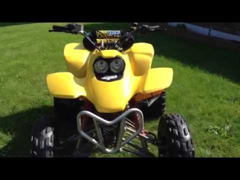 Honda 400EX ATV Stereo