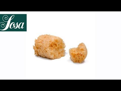 Microwave Hazelnut Sponge Cakes · Hazelnut Compound · Nuts Compound