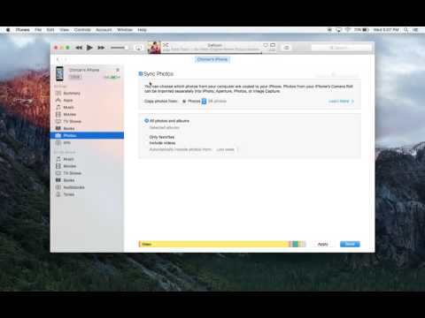 How to Transfer Photos and Videos from Mac to iPhone