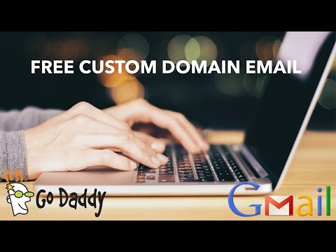How To Set Up A Professional Email For Free With Godaddy Domain