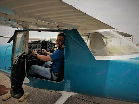 Road to PPL (Private Pilot's License)- Cessna 150 UK