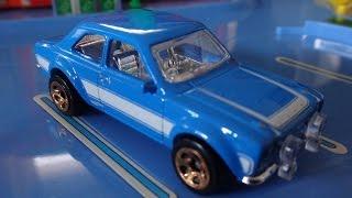 Fast & Furious 6 - Brian's Ford Escort RS1600 - Hot Wheels Car