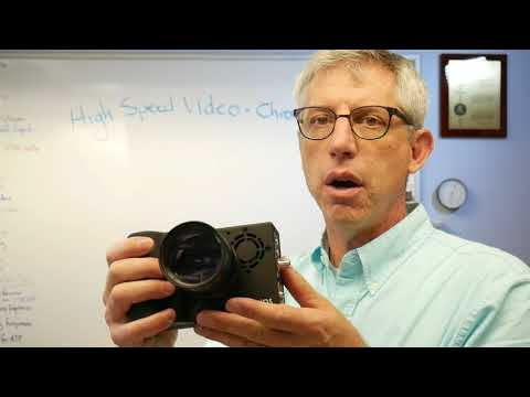 Chronos Camera Introduction - Brain Waves