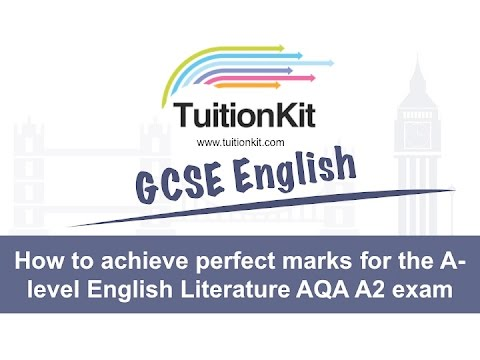 GCSE English Language revision how to write the perfect A* review
