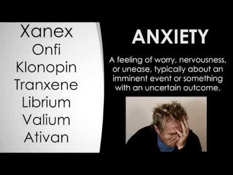 Found Healthy Alternative for Xanex, Librium, Ativan and Valium
