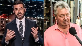Jimmy Kimmel Exposes Idiot Conservatives Calling For Hillary Clinton's Impeachment