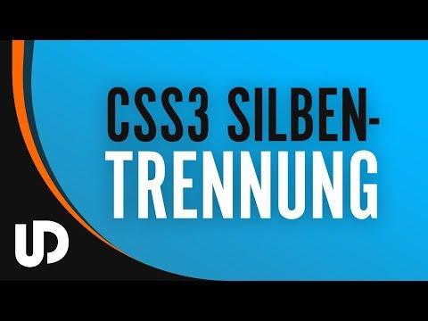 CSS3 Silbentrennung? Das geht? [Tutorial]